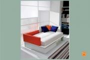 letto piazzamezza con cassetto