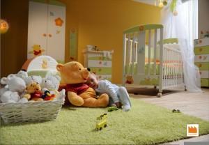 cameretta per neonati