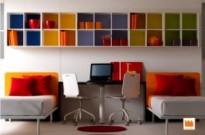 librerie colorate