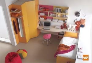Come sfruttare lo spazio dietro al letto - Cabina armadio con finestra ...