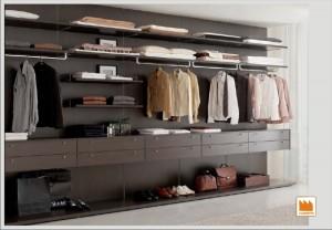 cabina armadio elegante
