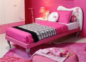 Letto Di Barbie Matrimoniale.Letti Di Barbie