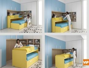 Fabbrica camerette protezione letto - Protezione letto ...