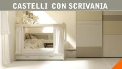 CASTELLO CON SCRIVANIA SOPRA