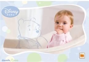 cameretta per neonati di winnie pooh