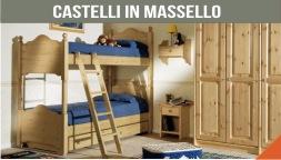 Letti A Castello Classici.I Letti A Castello Di Fabbrica Camerette