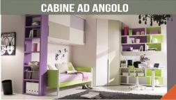 Cabina Armadio Angolare Bambini.Cabine Armadio Di Fabbrica Camerette