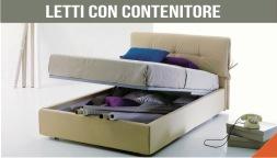 Awesome Letto Piazza E Mezza Contenitore Pictures - Skilifts.us ...