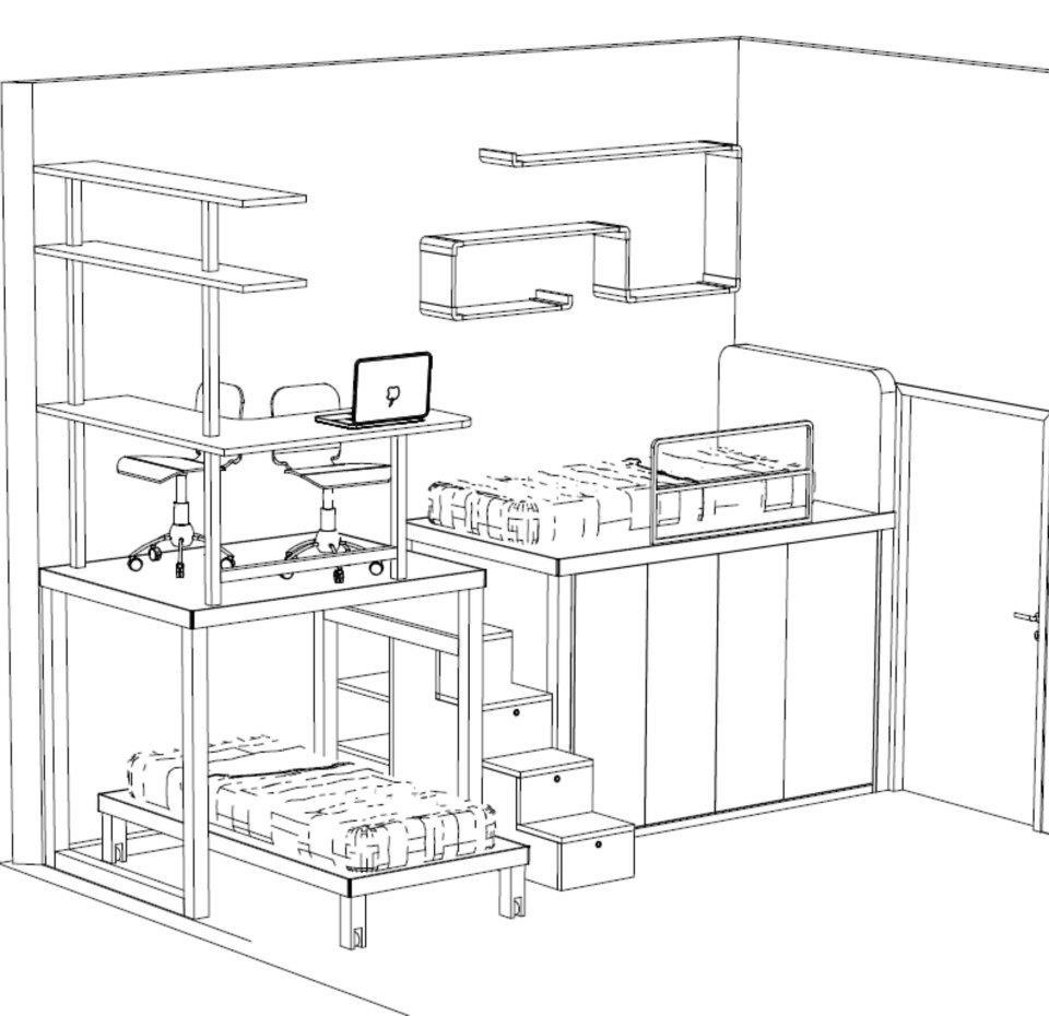 Progettare stanza online great progettare camera da letto for Disegnare stanza online