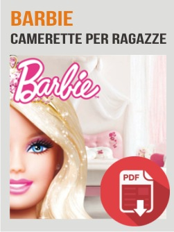 cameretta barbie