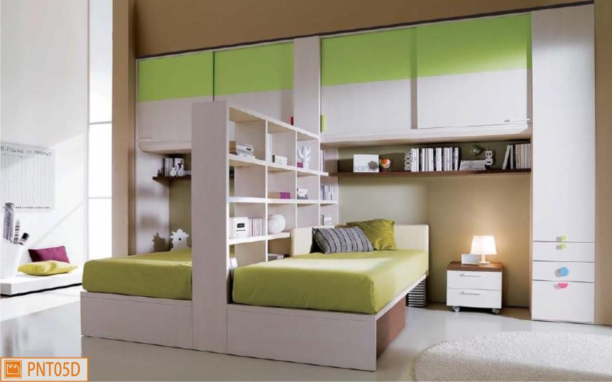 Dividere la cameretta per due ragazzi for Come progettare un layout di una stanza online gratuitamente