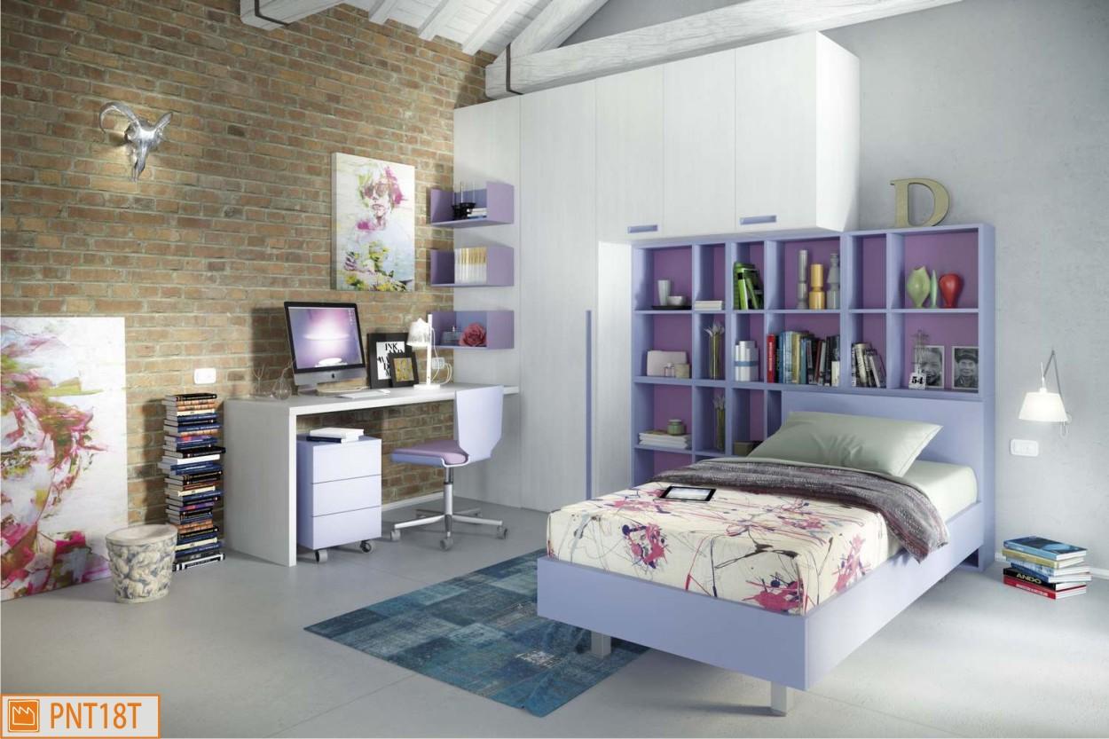 Cameretta per ragazza moderna - Camere da letto moderne per ragazze ...