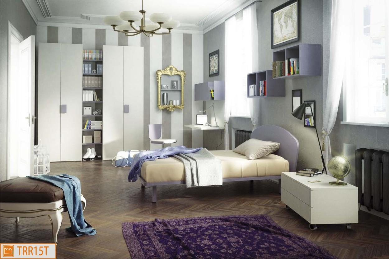 Cameretta vintage - La viola mobili ...