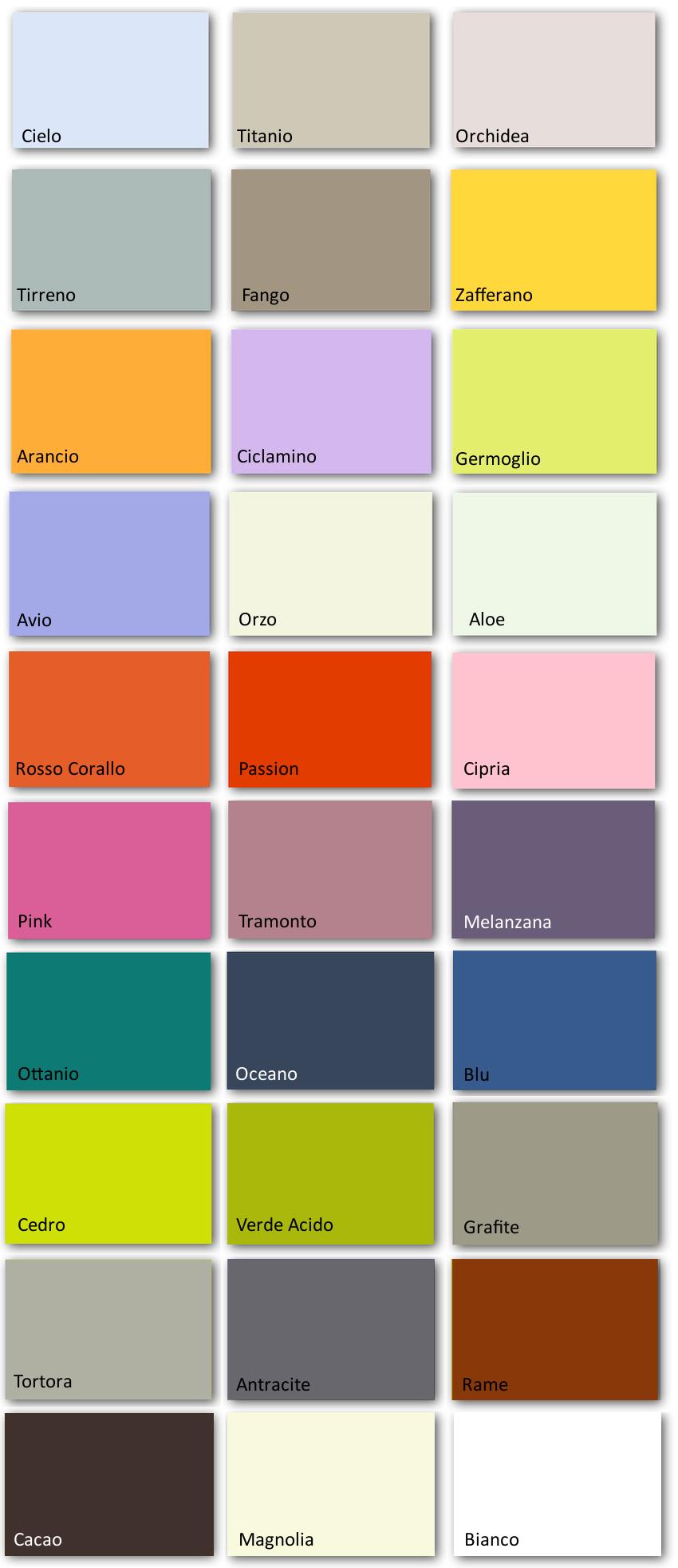 Colori Per Le Camerette Doimo Cityline