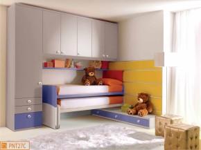 doppio letto su binario