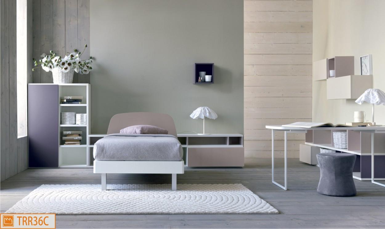 Cameretta per ragazze singola - Come rendere bella una camera da letto ...