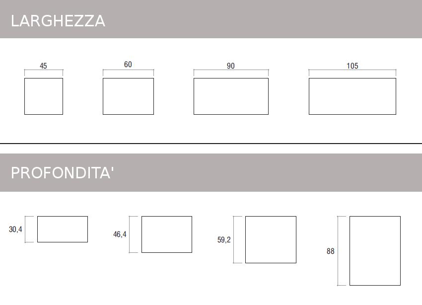 Misura letto singolo standard misura standard letto una piazza e mezza quanto misura un piumino - Misure standard camera da letto ...