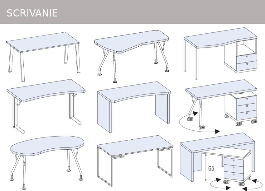 Mobili doimo cityline misure e componibilit for Piani di camera aggiunta