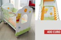 Lettino da neonati Winnie The Pooh fine serie