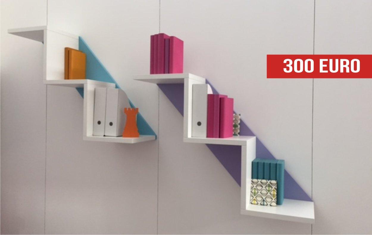 libreria di design tumidei