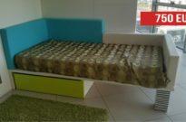Letto Xbed divano con cassetto