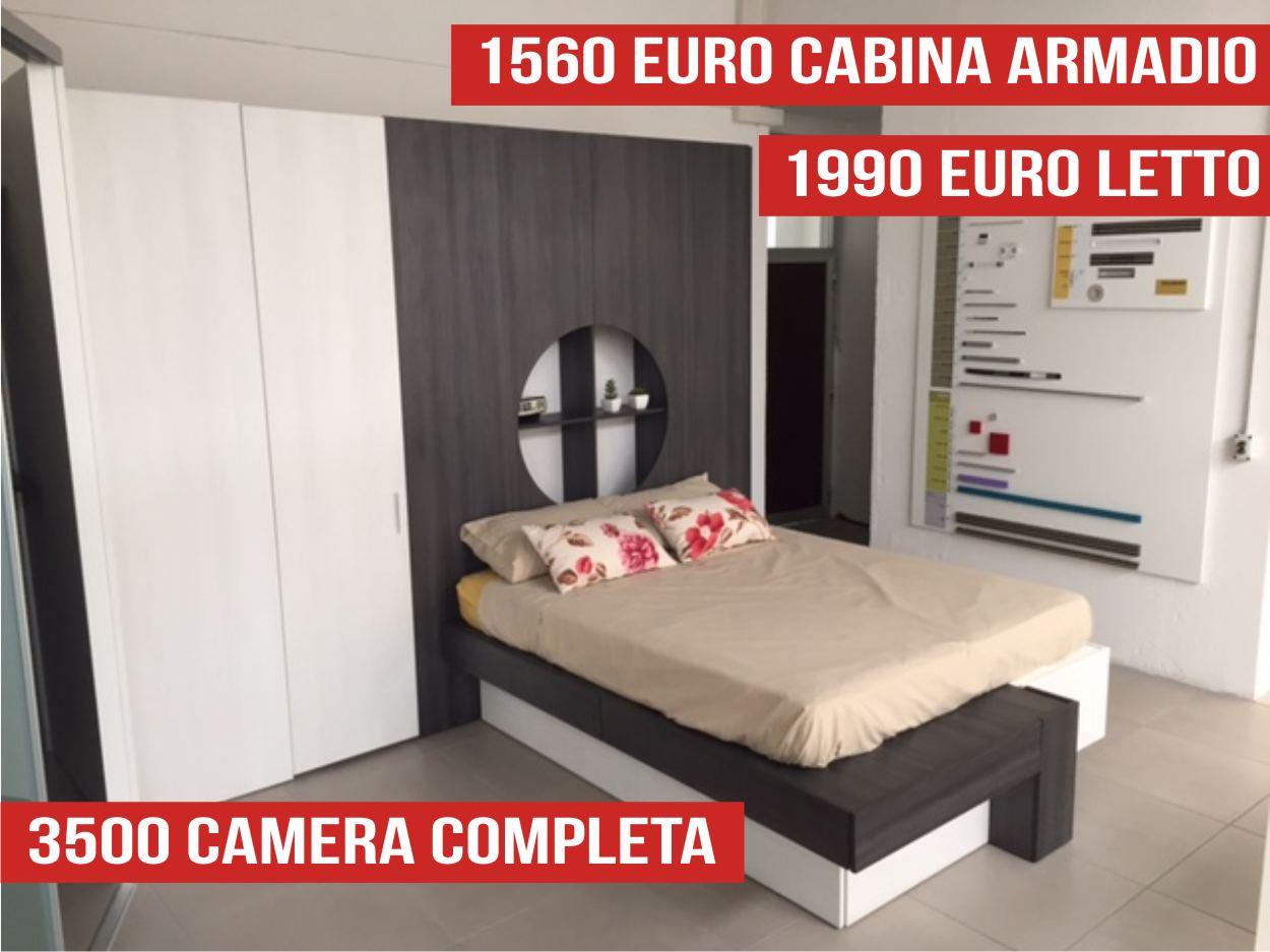 Letto matrimoniale cargo e cabina armadio in svendita - Camera matrimoniale con cabina armadio ...