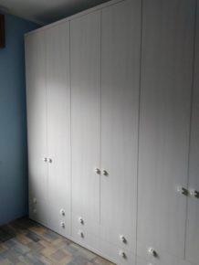 armadio a parete