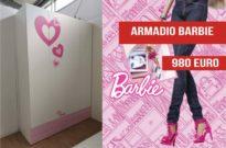 Armadio Barbie